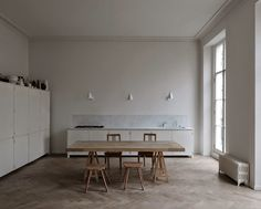 a kitchen by DRDH Architects | HEIMELIG BLOG