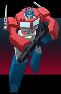 Optimus Prime - Matthew Humphreys