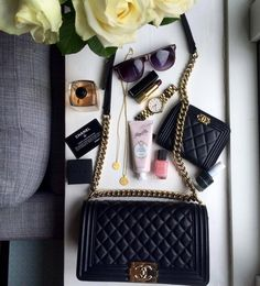Chanel vibes