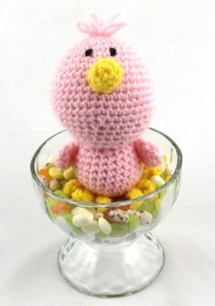 Spring Chickie Pattern