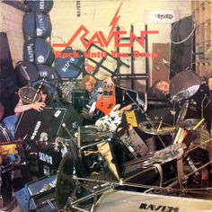 Raven (6) - Rock Until You Drop (Vinyl, LP, Album) at Discogs
