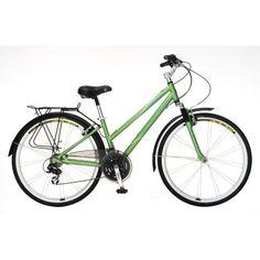 Schwinn Crest Urban Women's Hybrid Bike (700c Wheels): Amazon.com: Sports & Outdoors