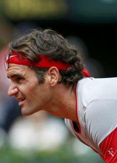 Roger Federer - Shanghai 2013