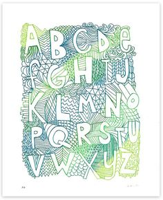 Alphabet Letters To Print1