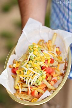 Beneficios avena kilos chau pinterest sunday soiree the ultimate french fry bar check out this healthy vegetarian bar foodrecipe ideasgreat forumfinder Choice Image