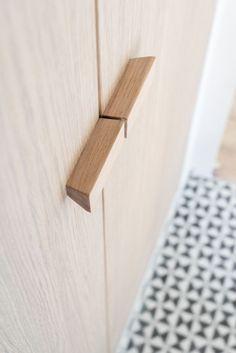 """20 ROUND 1 1//4/"""" BIRCH WOOD KNOBS Unfinished Pulls Cabinet Handles w// screws"""