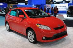 Better get that #Toyota #Matrix while you still can! Toyota Matrix discontinued for 2014.