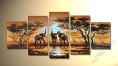 Resultado de imagem para telas pintadas a oleo por do sol