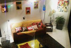 PRIMEIRO ANDAR — Cena festa