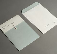 Neurotrend stationery by Vladimir Shlygin