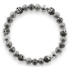 Thomas Sabo Totenkopf Armband A1177-051-11 €159.98-80%