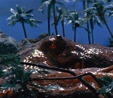 Giant octopus from King Kong vs. Godzilla