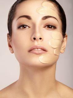 #Schminktipps: 8 - Wie Sie die richtige Foundation für Ihren Hautfarbe finden