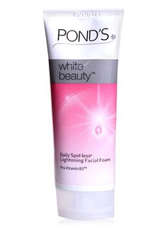 Basic creamy cleanser for the face. I keep this one (because I have it in the 30 gram tube) for when I travel, or wash during the work day.  It's nice to have cleansers that are easy to find on the grocery store shelf, are consumer friendly priced, and produce top quality results.  Again - simply scented.
