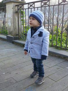 My nephew. Awesome!