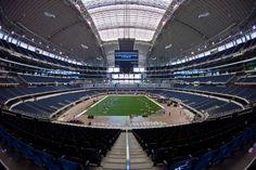 Cowboys Stadium, Dallas architecture-engineering