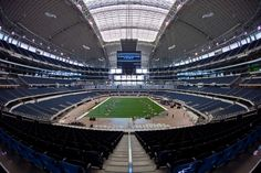 Cowboys Stadium, Dallas