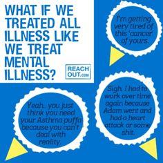 126 Best End The Stigma Images On Pinterest Mental Health