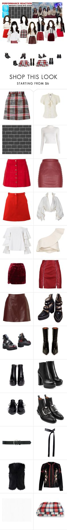 """«V APP» ROCKIT SHEDS TEARS"" by cw-entertainment ❤ liked on Polyvore featuring Carven, Debbie McKeegan, A.L.C., Ines de la Fressange, Claude Montana, Exclusive for Intermix, Isabel Marant, Boohoo, Jeffrey Campbell and Vetements"