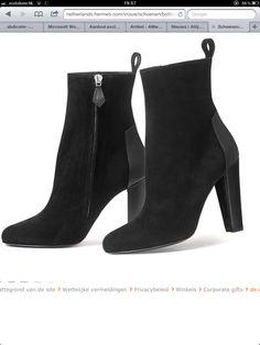 Hermes, nu ook in schoenen!