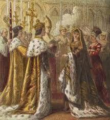 Matrimonio tra Enrico Tudor ed Elisabetta di York