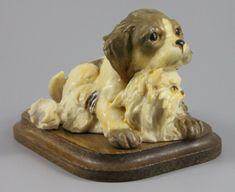 Giuseppe Armani Figurine Dog and Cat WorldWide | eBay