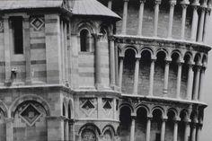 Pisa, Piazza dei Miracoli  Gianni Berengo Gardin