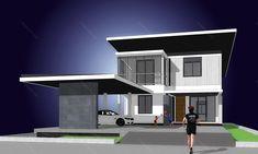 รหัสแบบ: MO-H2-BL3.198.14(13) บ้านสไตล์: แบบบ้านสองชั้น Modern    สเปคแบบขนาดพื้นที่ จำนวน: 2 ชั้นพื้นที่ใช้สอย: 198 ตารางเมตร ห้องนอน: 4 ห้องขนาดที่ดิน: 70 ตารางวา ห้องน้ำ: 4 ห้องที่ดินกว้าง: 13. เมตร ที่จอดรถ: 2 คันที่ดินลึก: 21.50 เมตร      ราคาก่อสร้าง 3.50 ล้าน: CON SPEC House Plans, Mansions, House Styles, Home Decor, Decoration Home, Manor Houses, Room Decor, Villas, Mansion