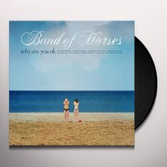 Check out Band Of Horses WHY ARE YOU OK Vinyl Record on @Merchbar.