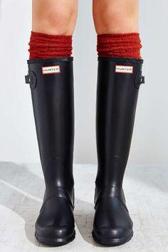 Original Tall Rain Boots Hunter OJRXERvs