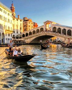 Top 10 World's Most Beautiful Canal Cities - Add to Bucketlist , Vacation Deals Grand Canal, Venice Travel, Italy Travel, Places Around The World, Around The Worlds, Places To Travel, Places To Visit, Travel Destinations, Vacation Deals