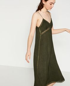 Image 4 of CAMISOLE DRESS from Zara