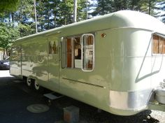 Lady Anne's Charming Cottage: Charming Vintage Campers.....Re-pin brought to you by agents of #RVinsurance at #houseofinsurance in Eugene, Oregon