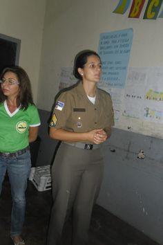 Escola Municipal José Gonçalves homenageia as mulheres.... | S1 Noticias