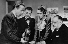 El Halcon Maltés (1941): el nacer del cine negro