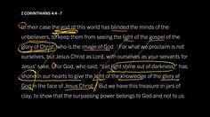 2 Corinthians 4:4–7 // Seeing Is Believing