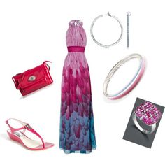 """Outfit for Beach Wedding"" by audra-knoch-fetter on Polyvore"