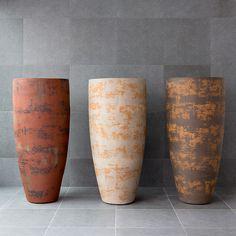 Atelier Vierkant - ceramic planters