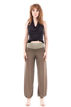 phryne green tango trousers