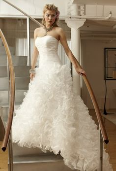 Group USA  Wedding Dresses Photos on WeddingWire