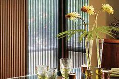 Hunter Douglas Dining Room Window Treatments