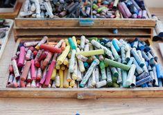 Rainbow Bright - Inside An Artist's Streamlined Work-Live Loft - Photos