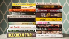 The Bailey's Women's Prize for Fiction has just announced its 2015 longlist.