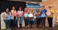 Norte Shopping arrecada 100 casaquinhos de tricô e crochê para doar a maternidades do Vale   Portal Timbó Net