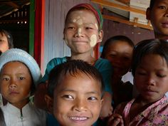 Chin State School, Myanmar