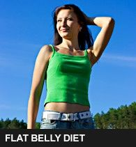 belly fat killing foods