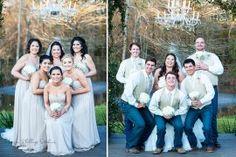 Nailed it! #nailedit #weddingparty #funny #weddingphotography #bridalparty #weddingphotoideas   #bridalpartyphotos
