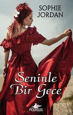 "Sophie Jordan - Seninle Bir Gece (""One Night with You"", Turkish edition) Red Dress Costume, Blood Ruby, First Night, Disney Characters, Fictional Characters, Jordans, Wrap Dress, Romance, Disney Princess"
