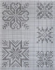 "Photo from album ""Жаккард"" on Yandex. Biscornu Cross Stitch, Simple Cross Stitch, Cross Stitch Borders, Cross Stitch Designs, Cross Stitching, Cross Stitch Embroidery, Embroidery Patterns, Cross Stitch Patterns, Fair Isle Chart"