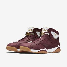 13ca5200ade0 Authentic Air Jordan 7 Retro C C Team Red Metallic Gold-Sail-Gum Light  Brown Super Deals